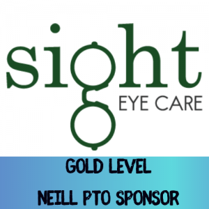 Sight Eyecare Supports Neill PTO