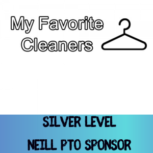 Neill PTO -Favorite Cleaners