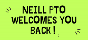 Welcome back photo