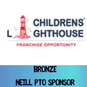 Children's lighthouse logo