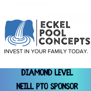 Eckel Pool Concepts Supports Neill PTO